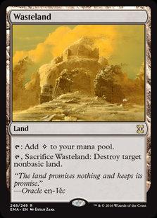 Wasteland (Foil / Eternal Masters)