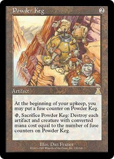 Powder Keg (Foil / Urza's Destiny)