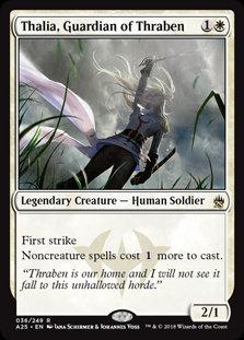 Thalia, Guardian of Thraben (Foil / Masters 25)