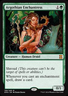 Argothian Enchantress (Eternal Masters)