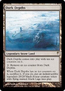 Dark Depths (Coldsnap)