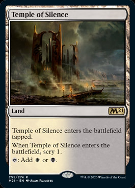 Temple of Silence (CoreSet 2021)
