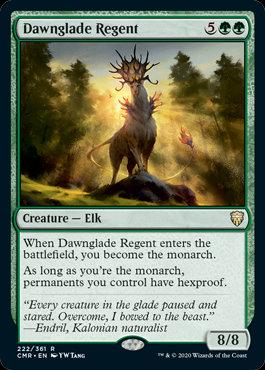 Dawnglade Regent (Foil / Commander Legends)