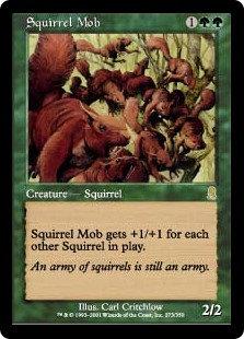 Squirrel Mob (Odyssey)