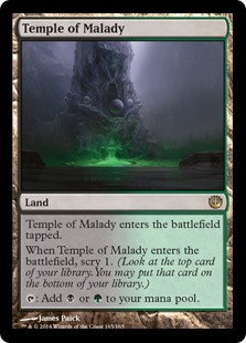 Temple of Malady (Journey into Nyx)