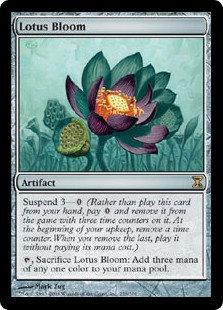 Lotus Bloom (Time Spiral)