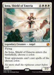 Iona, Shield of Emeria (Modern Masters 2015)
