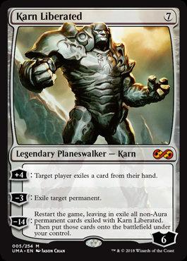 Karn Liberated (Ultimate Masters)