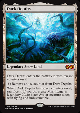 Dark Depths (Ultimate Masters)