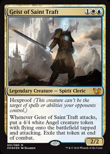 Geist of Saint Traft (Foil / Duel Decks - Blessed vs Cursed)