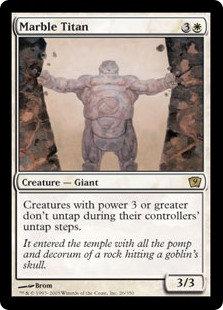 Marble Titan (Foil / 9th)