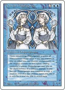 Vesuvan Doppelganger (Revised)