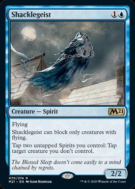 Shacklegeist (CoreSet 2021)