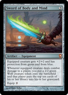 Sword of Body and Mind (FTV - Relics)