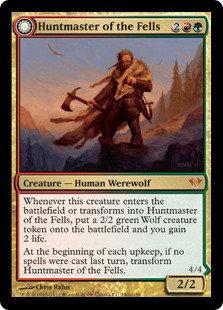 Huntmaster of the Fells (Dark Ascension)