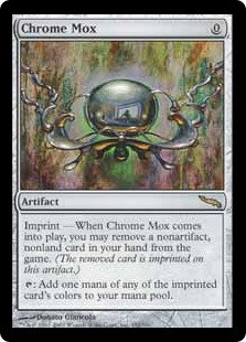 Chrome Mox (Mirrodin)