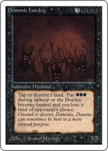 Demonic Hordes (Unlimited)