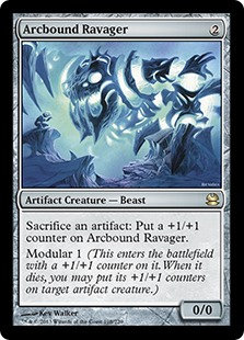 Arcbound Ravager (Foil / Modern Masters 2013)
