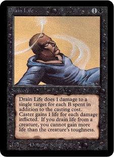Drain Life (Alpha)