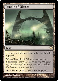 Temple of Silence (Theros)