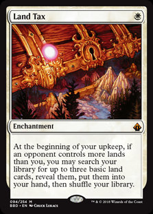 Land Tax (BattleBond)