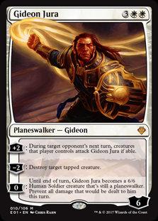Gideon Jura (Archenemy - Nicol Bolas)