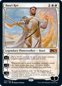 Basri Ket (Stamped / CoreSet 2021)