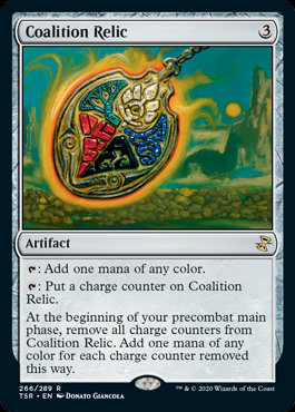 Coalition Relic (Time Spiral Remastered)