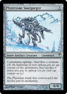 Phyrexian Soulgorger (Foil / Coldsnap)