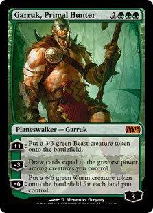 Garruk, Primal Hunter (CoreSet 2013)