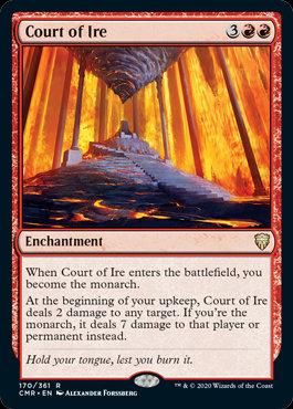 Court of Ire (Commander Legends)