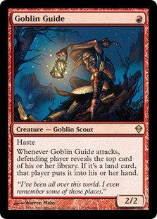 Goblin Guide (Zendikar)