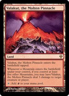 Valakut, the Molten Pinnacle (Zendikar)