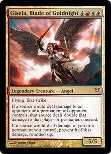 Gisela, Blade of Goldnight (Masters 25)