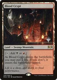 Blood Crypt (Stamped / Ravnica Allegiance)