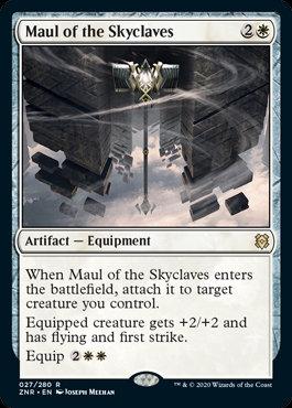 Maul of the Skyclaves (Zendikar Rising)