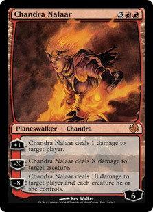 Chandra Nalaar (Duel Decks - Jace vs Chandra)