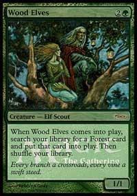 Wood Elves (Promo Foil)