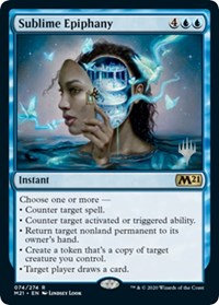 Sublime Epiphany (Stamped / CoreSet 2021)