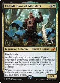 Chevill Chane of Monsters (Ikoria - Lair of Behemoths)