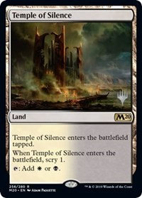 Temple of Silence (Stamped / CoreSet 2020)