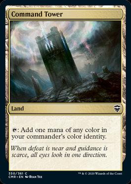 Command Tower (Foil / Commander Legends)