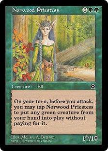 Norwood Priestess (Potal Second Age)