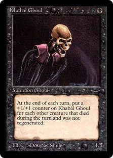 Khabal Ghoul (Arabian Nights)