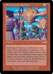 Stronghold Gambit (Foil / Nemesis)
