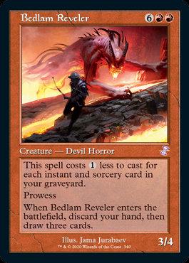 Bedlam Reveler (Time Spiral Remastered)