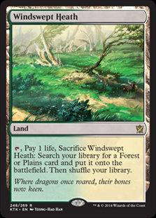 Windswept Heath (Khans of Tarkir)