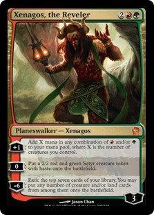 Xenagos, the Reveler (Theros)