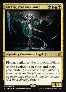 Atraxa, Praetors's Voice (Foil / Commander 2016)