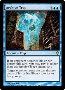 Archive Trap (Zendikar)